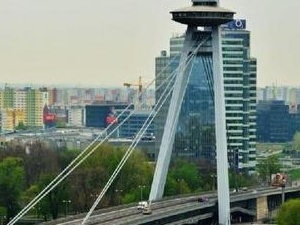 Transfer - One Way - Vienna Airport to Central Bratislava Hotels Photos