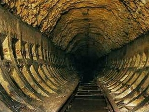 Undeground tunnels (Excursion to the Odessa catacombs) Photos