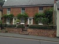 17th  Century cottage & garden