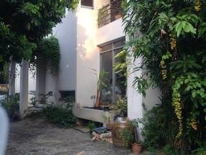 A garden home in Bangkok