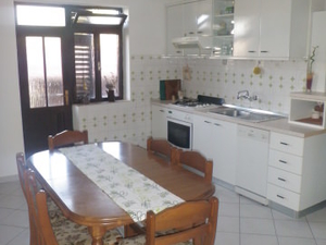 apartment in the quiet part of town