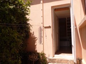 Chambre privée + salle d'eau privée
