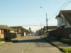 CHILE, BIOBIO, COZY FAMILY