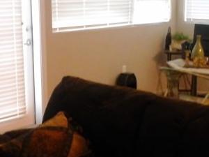 Clean, modern, three bed apartment