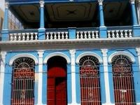 Colonial House Lazulita