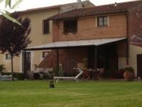 Cosy apartment & garden near Pisa