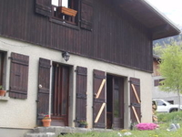 Cosy chalet,  alpine nature reserve