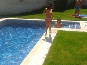 Family sportsman Illescas (Tol