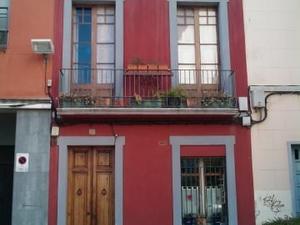 Família in the center of Mataró