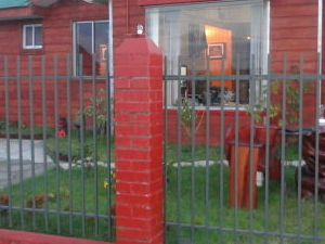 Guest House in door of Patagonia