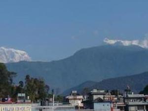 Happy caring hosts Pokhara