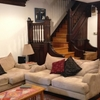 Historic block, quiet room