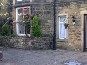 Ilkley Moors are on the doorstep