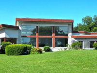 Mid-Century Modern Lakefront Estate