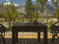 Nubra ecolodge and desert camp