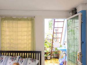 Private room at nontouristic area