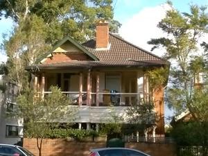 Quiet, private room in North Sydney