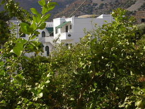Room in Crete, by port and beach