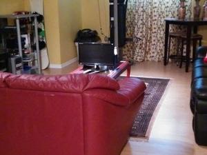 spacious  ,cozy ,clean