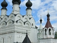 stay in an ancient city near Moscow