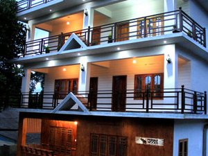 Your home at thekkady  periyarwoods
