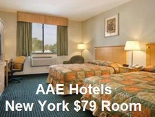 AAE Super Eight Hostel New York