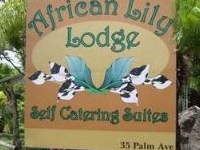 African Lily Lodge