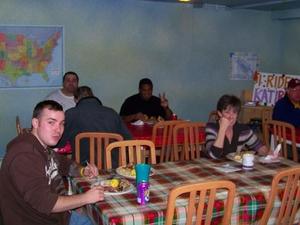 Alaska Backpackers Inn