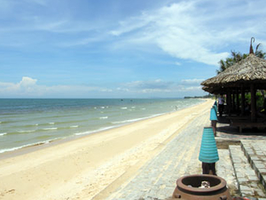 A Tien Dat (Blue Wave) Resort