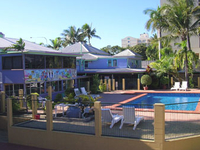Caravella Backpackers Cairns City Waterfront
