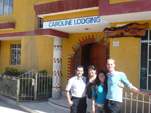 Caroline Lodging Family House