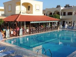 Chrysanthi Hotel - Apartments