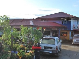 D'Villa Rina Ria Lodge