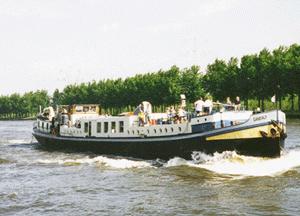 Gandalf Passenger Ship