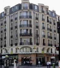 Hipotel Paris Printania