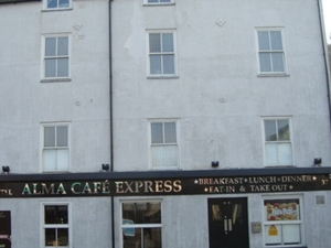 Hostel Alma & Cafe Express