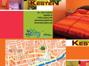 Hostel Rooms Kesten