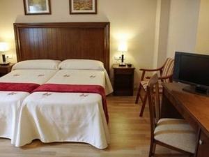 Hotel Dos Hermanas Ubeda