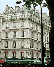 Hotel Place Clichy