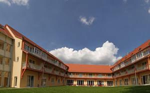 Jugend & Familiegastehaus Noerdlingen