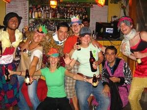 Jungle Party Hostal