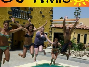 Los Amigos Backpackers Hostel