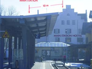 Mainstation Hostel