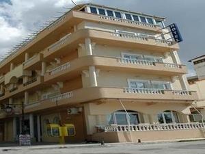 Mantas Seaside Hotel-Loutraki