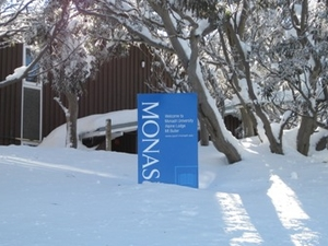 Monash University Alpine Lodge