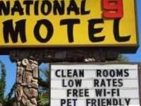 National 9 Motel