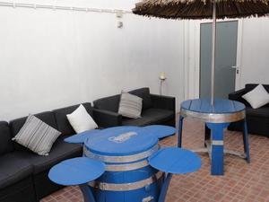 Paintshop Hostel