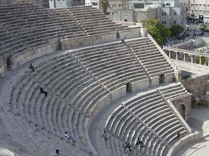 Roman Theatre Hotel Amman