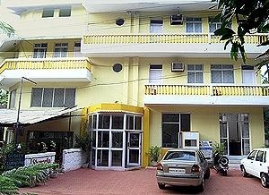 Shangrila Beach Hotel Goa