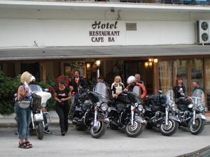 Stavrodromi Hotel